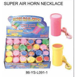 SUPER AIR HORN NECKLACE (SUPER AIR HORN КОЛЬЕ)