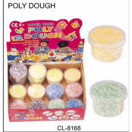 POLY DOUGH (POLY ТЕСТО)
