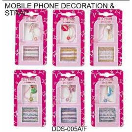 MOBILE PHONE DECORATION & STRAP (МОБИЛЬНЫЙ ТЕЛЕФОН ОТДЕЛКА & STRAP)