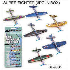 SUPER FIGHTER (6PC IN BOX) (SUPER Fighter (6PC IN BOX))