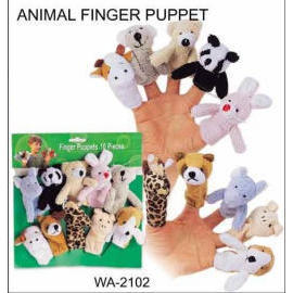 ANIMAL FINGER PUPPET (ЖИВОТНЫХ FINGER КУКОЛ)