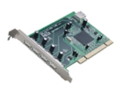 USB 2.0 High Speed PCI Card 4+1 Port (USB 2.0 High Sp d PCI Card 4 порта 1)