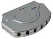 USB 1.1 + IEEE 1394 Combo Hub (USB 1.1 + IEEE 1394 Combo Hub)