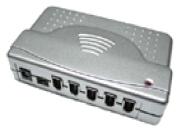 IEEE1394 6 Ports Repeater (IEEE1394 6 портов ретранслятора)