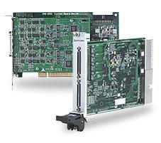 High Performance Analog Output Multi-function Cards (Высокопроизводительные Аналоговые выходы многофункциональных карт)