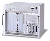 6U CompactPCI 19`` 9U Enclosure 8-slot CT Sub-system with cPCI Power Supply (6U Comp tPCI 19``9U Добавление 8-CT слотом под-системы с CPCI питания)