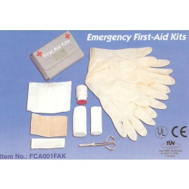 Emergency First-Aid Kits
