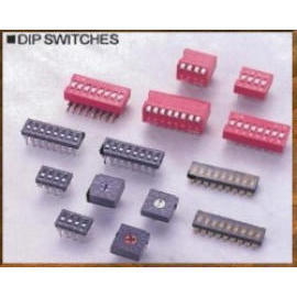 DIP SWITCH (DIP SWITCH)