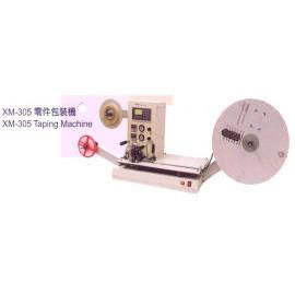 XM-305 Taping Mashine