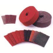 Non-woven Abrasives Pads, Rolls (Нетканого абразивного мышек, Rolls)
