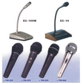 Microphone and Chime Microphone