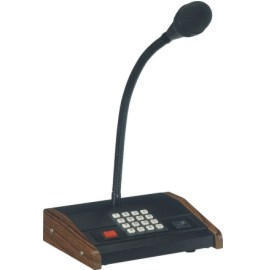 (Ten-Zone) Paging Station (Microphone)