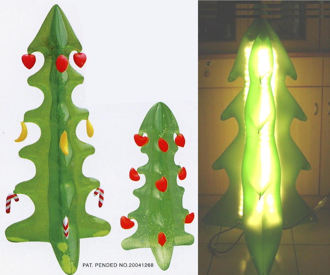 INFLATABLE CHRISTMAS TREE (НАДУВНЫЕ CHRISTMAS TREE)