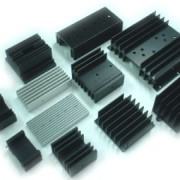 Customer Design Heatsinks (Customer Design Kühlkörper)