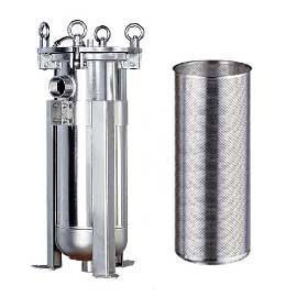 single bag filter vessel, filter machine, filter and strainer, water extraction