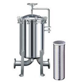 multi bag filter housing, waste water treatment equipment, water purification eq