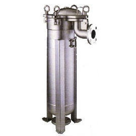 single bag filter vessel, filter machine, filter and strainer, water extraction (одно судно рукавного фильтра, фильтр машина, фильтр и фильтр, забор воды)