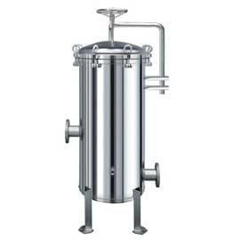 multi cartridge filter housing, water supply equipment, equipment for production