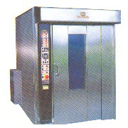 CM-100RO Rack Oven