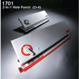 2-in-1 Hole Punch (2+4) (2-в  Hole Punch (2 +4))