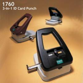 3-in-1 ID Card Punch (3-в  ID перфокартной)