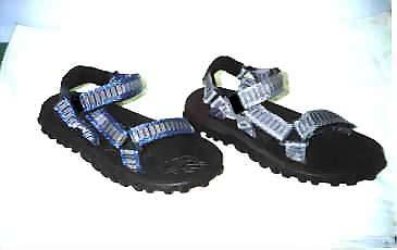 Rubber Sandal (Резиновая Сандал)
