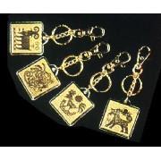 gold key chain (золото брелок)