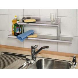 Stainless Steel Over Sink Shelf (Нержавеющая сталь За Sink шельфа)
