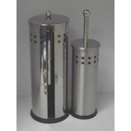 Stainless Steel Toilet Set