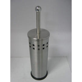 Stainless Steel Toilet Brush Holder with Brush