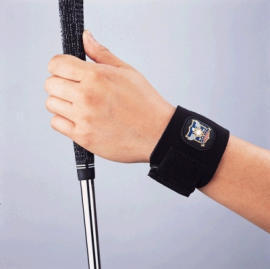 Wrist Supporter, golf accessories, supporter