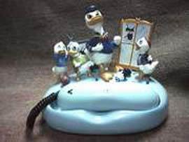 Disney Telephone-Donald Duck