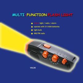 MULTI-FUNCTION FLASH LIGHT