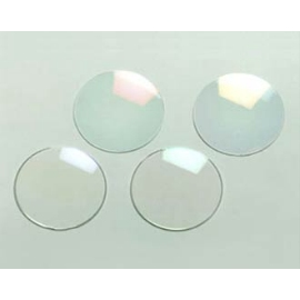 Multi-coated AR, IR, Color mirror coating (ION GUN) (Multi-beschichtet AR, IR-, Farb-Verspiegelung (ION GUN))