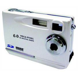 6 Mega Pixel Digitalkamera (6 Mega Pixel Digitalkamera)