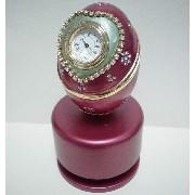 JM-104CM Timepiece/Jewel Box, Egg/Music Stand (JM 04см Timepiece / Jewel Box, яйцо / Музыкальная подставка)