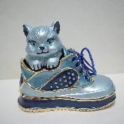 JM-078 Jewel Box, Cat/Shoe (JM-078 Jewel Box, Cat / Чистка)