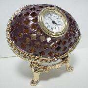JM-061-1 Timepiece/Potpurri Pot/Trivet (JM-061  Timepiece / Potpurri горшка / подставка)