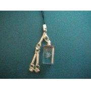 Crystal Laser Design, Mobile Phone Hanging Decoration (Crystal Лазерная дизайна, мобильный телефон висячие украшения)