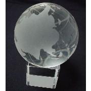 Crystal Globe / Crystal Stand (Хрустальный глобус / Crystal Стенд)