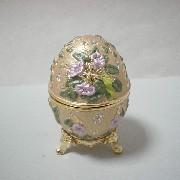 JM-076 Jewel Box, Egg/Trivet (JM-076 Jewel Box, яйцо / подставка)