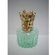 Glass Aromatherapy Bottle, 60 cc (Verre Bouteille Aromathérapie, CC 60)