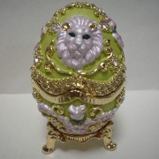 JM-069 Jewel Box, Egg/Trivet (JM-069 Jewel Box, яйцо / подставка)