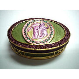 Jewel Box, Oval (Jewel Box, Овальный)
