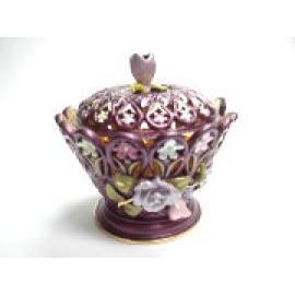 Potpourri Pot / Basket (Pot-pourri Pot / Basket)