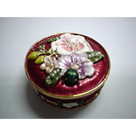 Jewel box, Round (Jewel Box, Раунд)