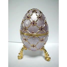 Jewel Box, Big Egg (Jewel Box, Большая Яйцо)