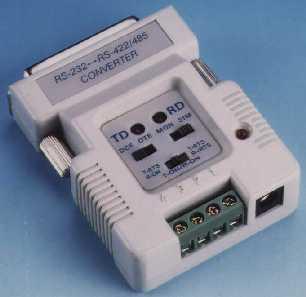 RS232 RS-232<>RS485 RS-485/RS422 interface converter (RS 32 RS 32 <> RS485 RS-485/RS422 интерфейсный преобразователь)