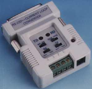 RS232,RS-232<>Current Loop interface converter (RS 32, RS 32 <> Текущая интерфейсом Loop Конвертор)
