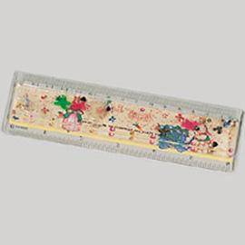 15cm Ruler w/water